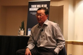 BlackBerry CEO At Code Conference2
