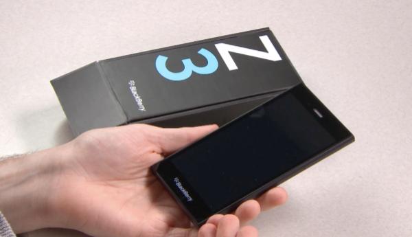 BlackBerry Z3 Unboxing, BlackBerry Z3 Jakarta Edition, Jakarta Edition