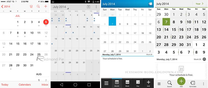 4. Calendar