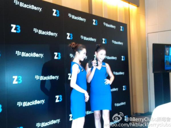 BlackBerryZ3 Hong Kong Launch Event_004