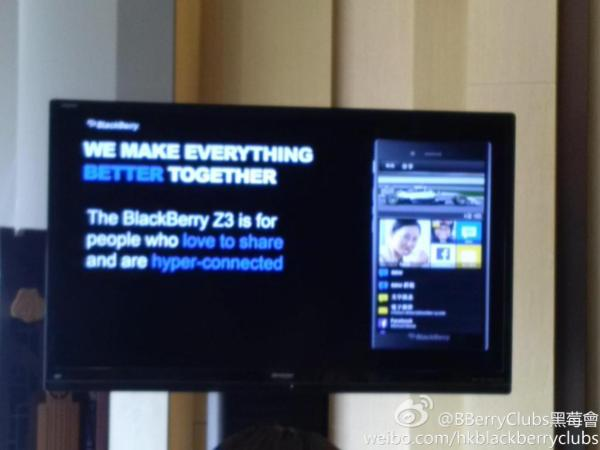 BlackBerryZ3 Hong Kong Launch Event_008