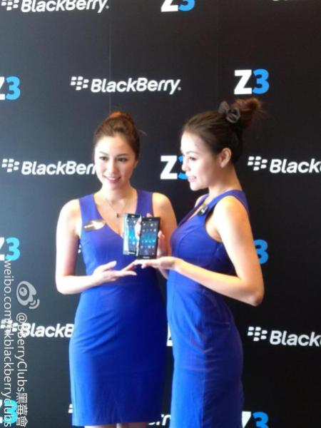BlackBerryZ3 Hong Kong Launch Event_013