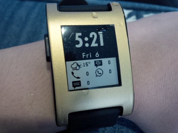 Pebble using Hub2Watch_006